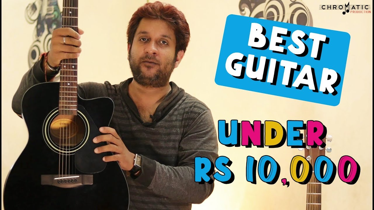 Yamha Fs100c Review Best Budget Guitar Guitar For Beginners Best Guitar Under Rs 10000 Youtube
