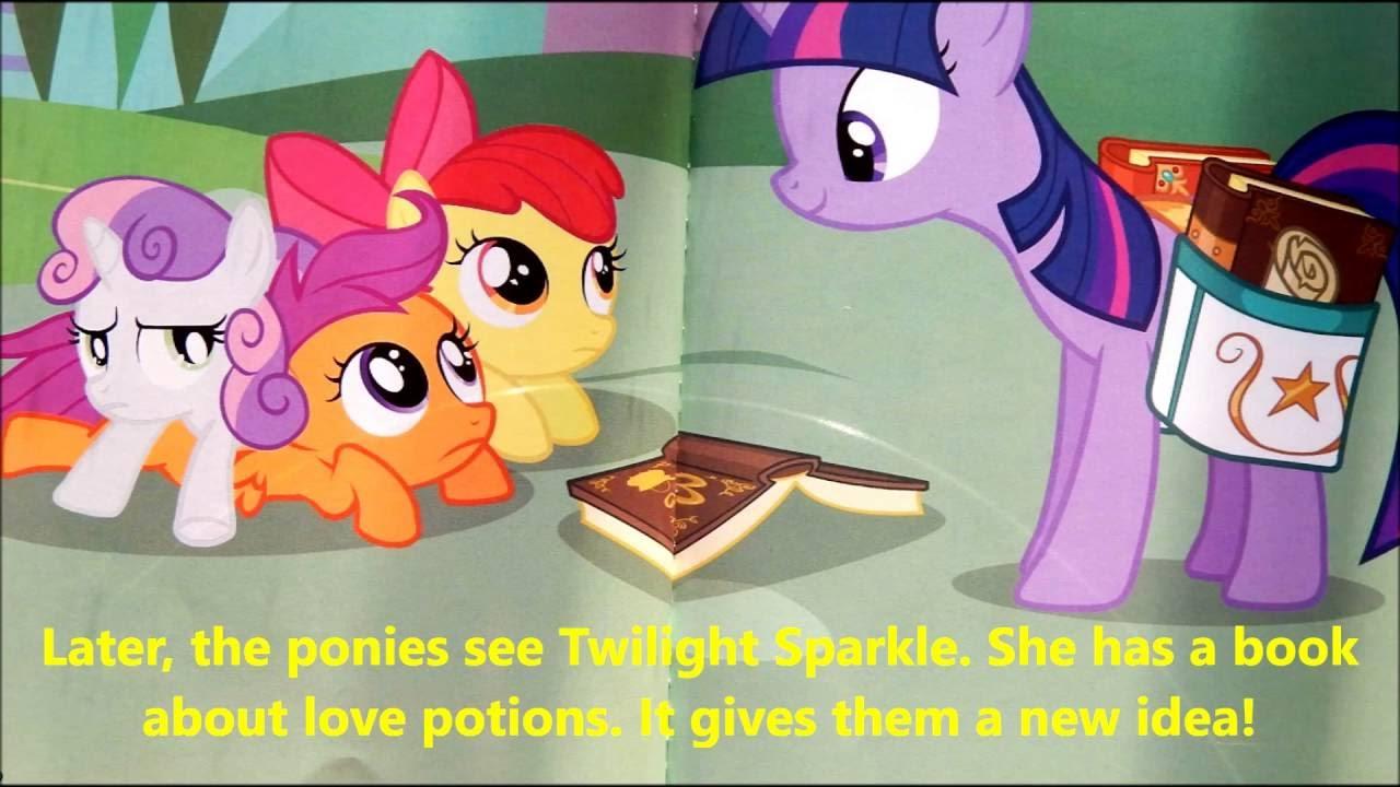 my little pony hearts