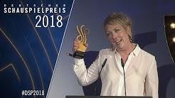 """Linda Beckmann - Preisträgerin """"Schauspielerin in einer komödiantischen Rolle"""""""