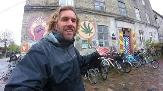 A Tour of Christiania in Copenhagen: Experimental Hippie Village