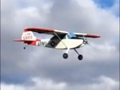 SNice L-19 Bird Dog - Scratchbuilt Parkflyer