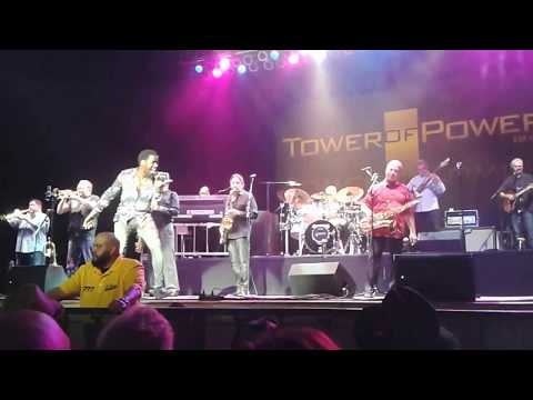 Tower of Power 50th Anniversary Tour 2018