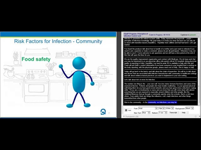 Principles of Infection Prevention (Part 1) - Fundamentals