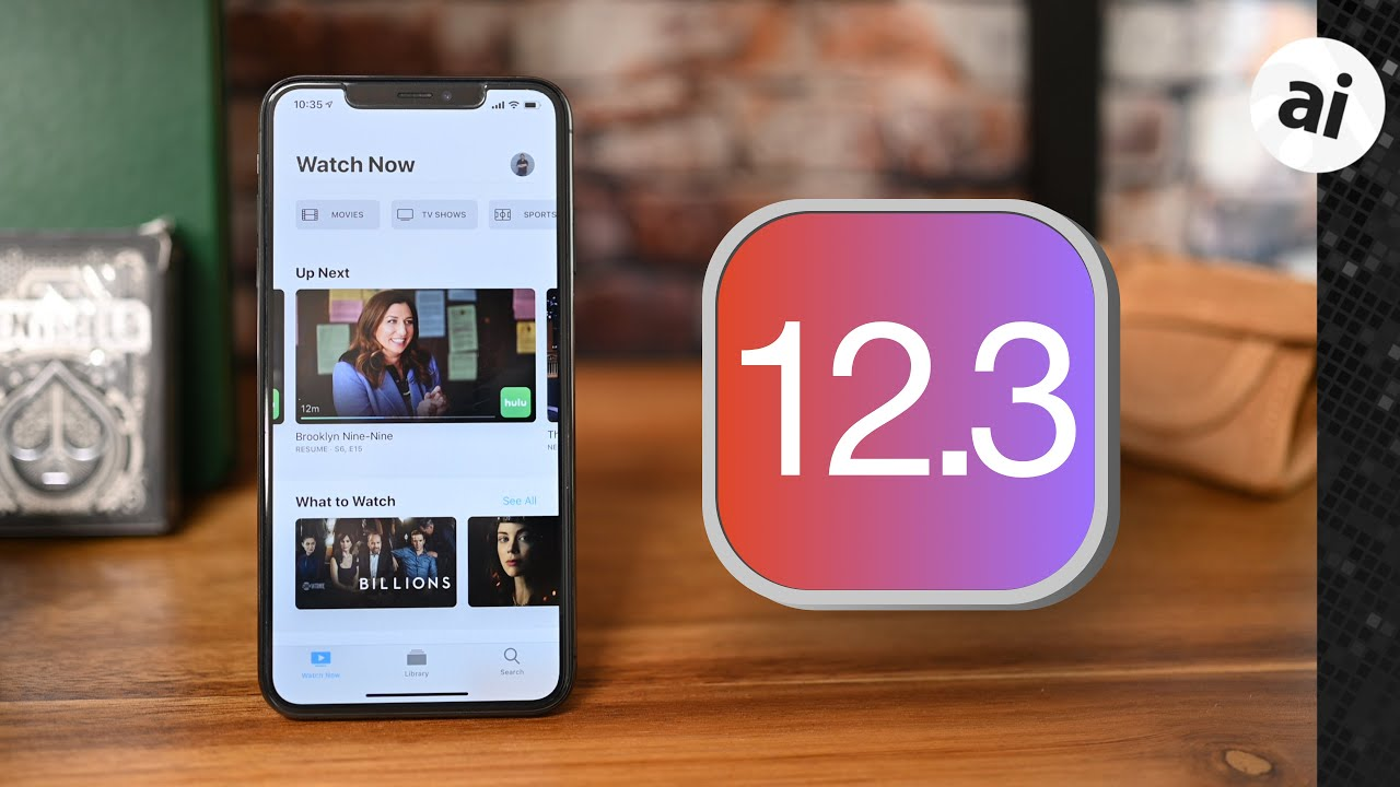 Apple issues iOS 12 3 1 update fixing VoLTE & Messages issues