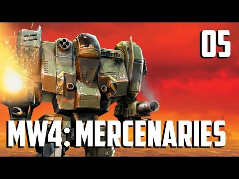 MW4: Mercenaries - Ep 05 'Double Defense'