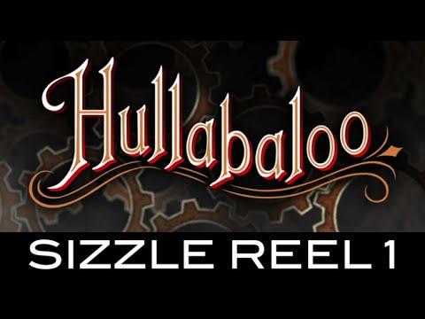 Hullabaloo Steampunk Animation (work-in-progress)
