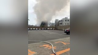 Multiple deaths reported in Kyoto animation studio fire