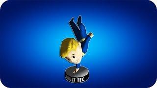 Fallout 4 - Пупс Ловкость