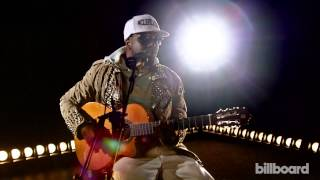 "Wyclef Jean Performs ""Divine Sorrow"" at the Billboard Studio"