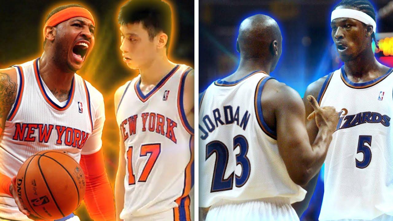 NBA Players Who RUINED Teammates CAREERS