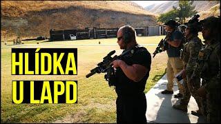 Nejlepší zážitek byl v akci s K9 | Český policista sloužící u Americké policie LAPD