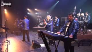 Temporales Musicales de Valparaiso 2012 - Los Blue Splendor - Presentación completa