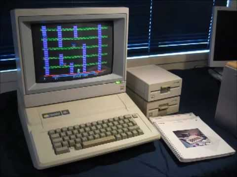 Live Wallpaper Not Working On Iphone 7 The Apple Iie As Seen In Tezza S Classic Computer