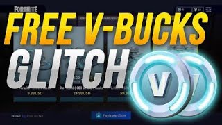 [NEW] Fortnite VBUCKS Glitch! *2019*Season 7