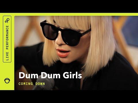 "Dum Dum Girls, ""Coming Down"" Live Acoustic Performance"
