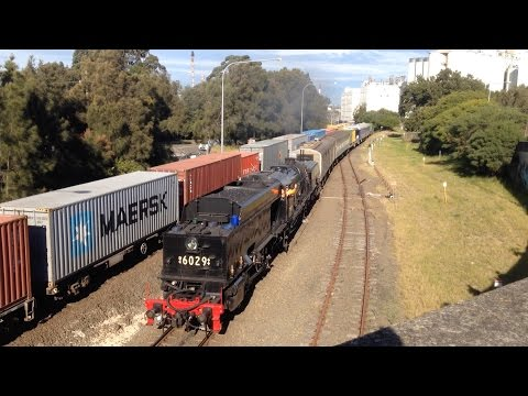 6029, Port Botany, 1st August 2015
