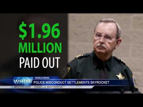 Police Misconduct Settlements Skyrocket