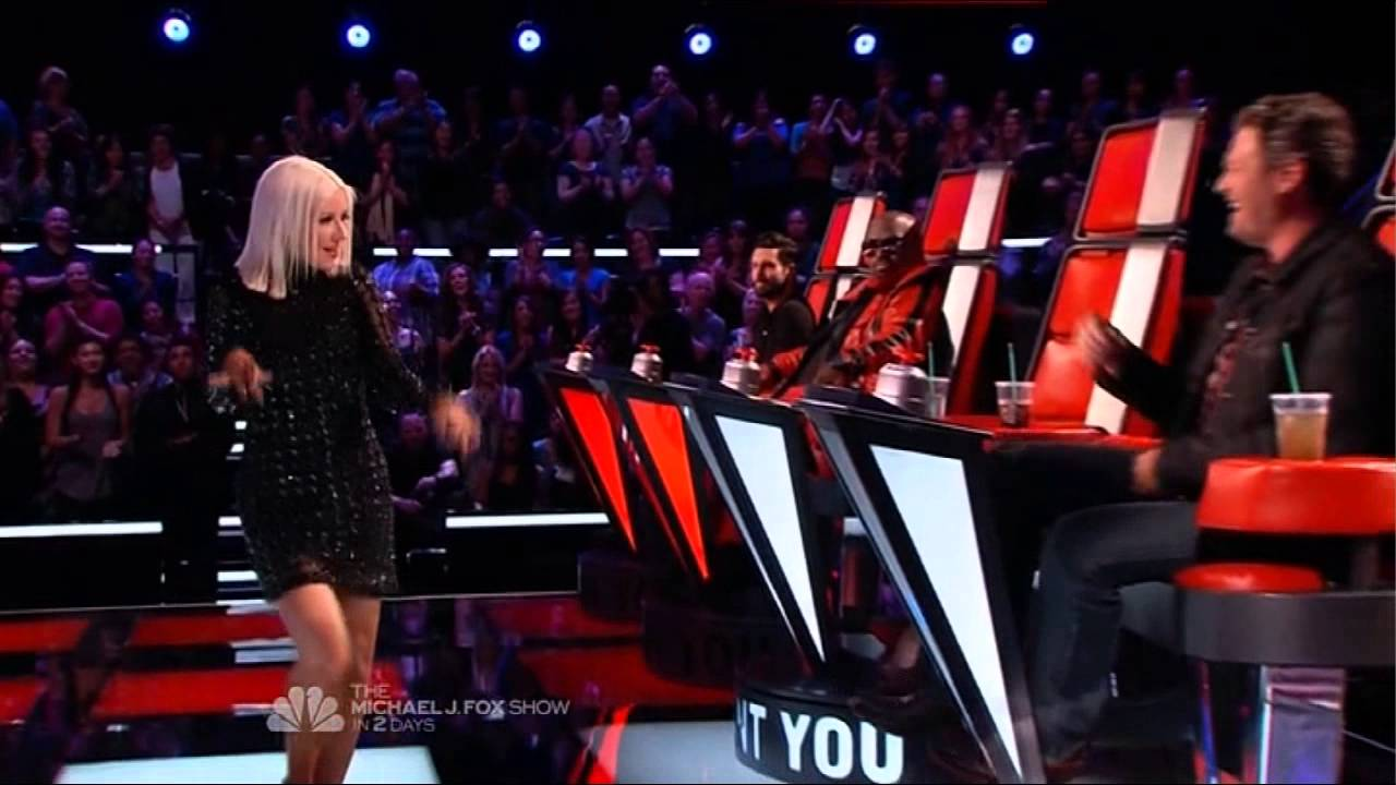 Best Of Christina Aguilera The Voice Season 5 Blind
