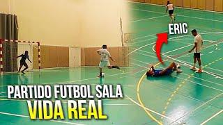 AMIGOS XBUYER vs AMIGOS ERIC *Partido de fútbol vida real*