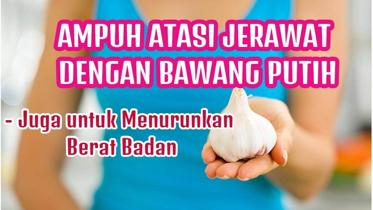 AMPUH ATASI JERAWAT DENGAN BAWANG PUTIH #JUGA BISA UNTUK ...