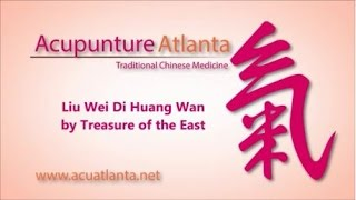 TCM Spotlight: Treasures of the East Liu Wei Di Huang Wan