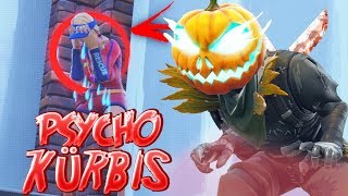 *NEU* ENTKOMME dem PSYCHO KÜRBIS in Fortnite Battle Royale