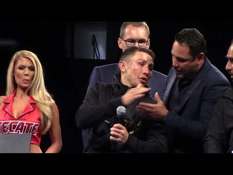 ggg reaction to score card EsNews Boxing