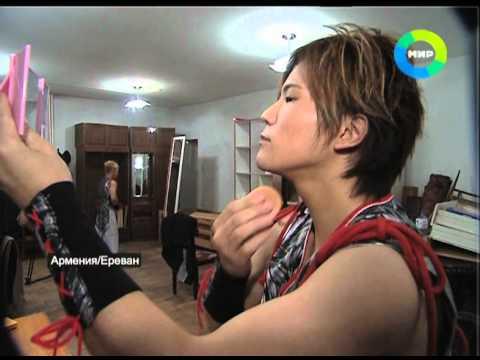 Театральный фестиваль в Ереване. Эфир 6.10.2012