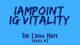 IamPoint vs iG Vitality | The China Hope Series #2