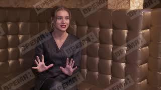"""Кристина Асмус в эксклюзивном интервью о себе и премьере фильма """"Текст"""""""