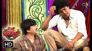 Rocket Raghava Performance   Jabardasth   12th October 2017  ETV  Telugu