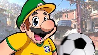 O JOGO BRASILEIRO DO MARIO!