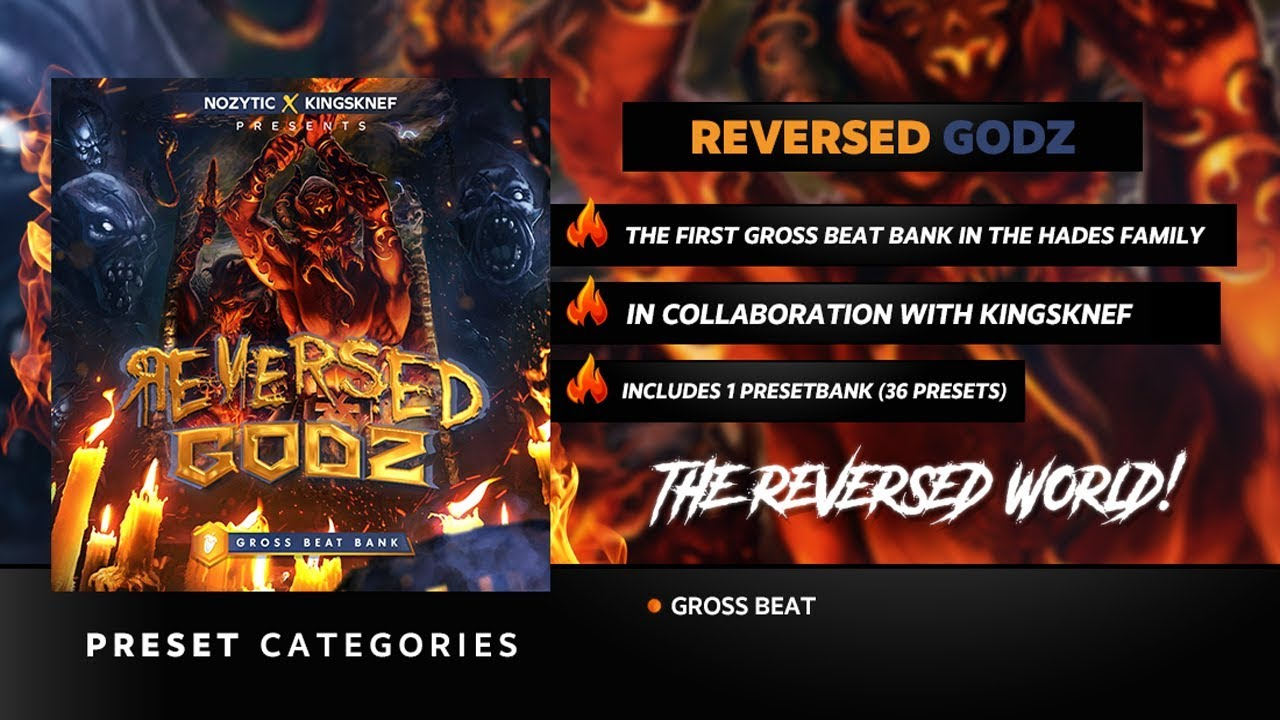 Reversed Godz (Gross Beat Bank)