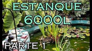 ESTANQUE 6000 Litros , CONSTRUCCIÓN (1)