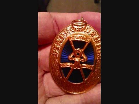 Masonic Collar Jewels