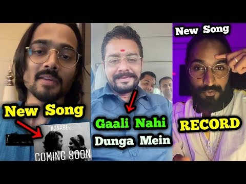 bb-ki-vines-new-song-teaser-|-hindustani-bhau-message-to-fans-before-going-to-big-boss-13