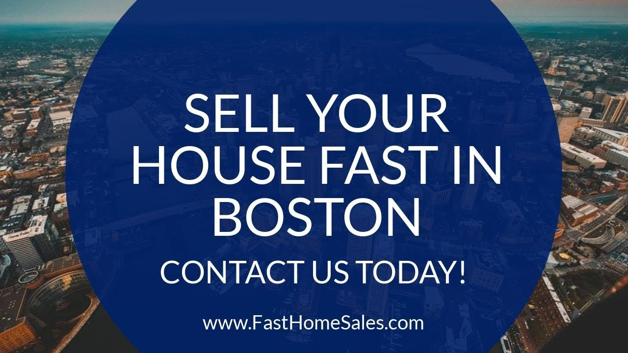 We Buy Houses in Boston