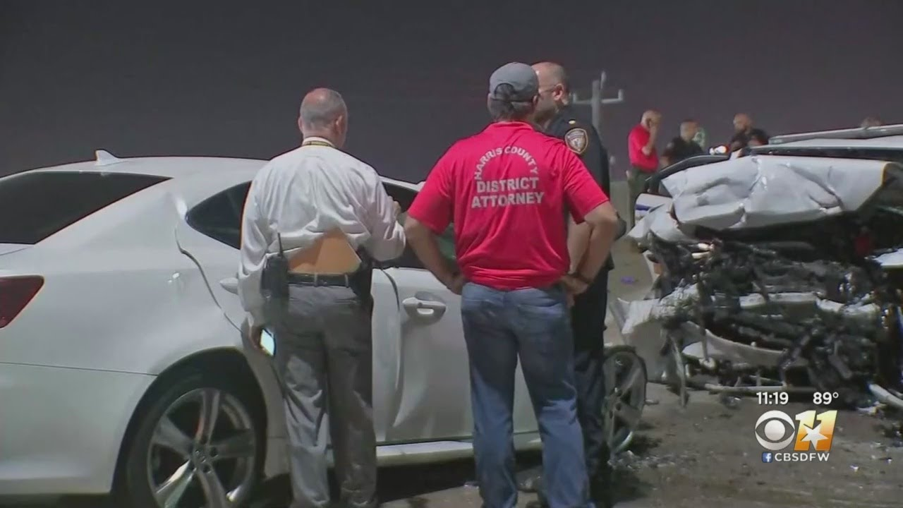 Man Arrested For DWI Killed By Suspected Drunk Driver In Harris County