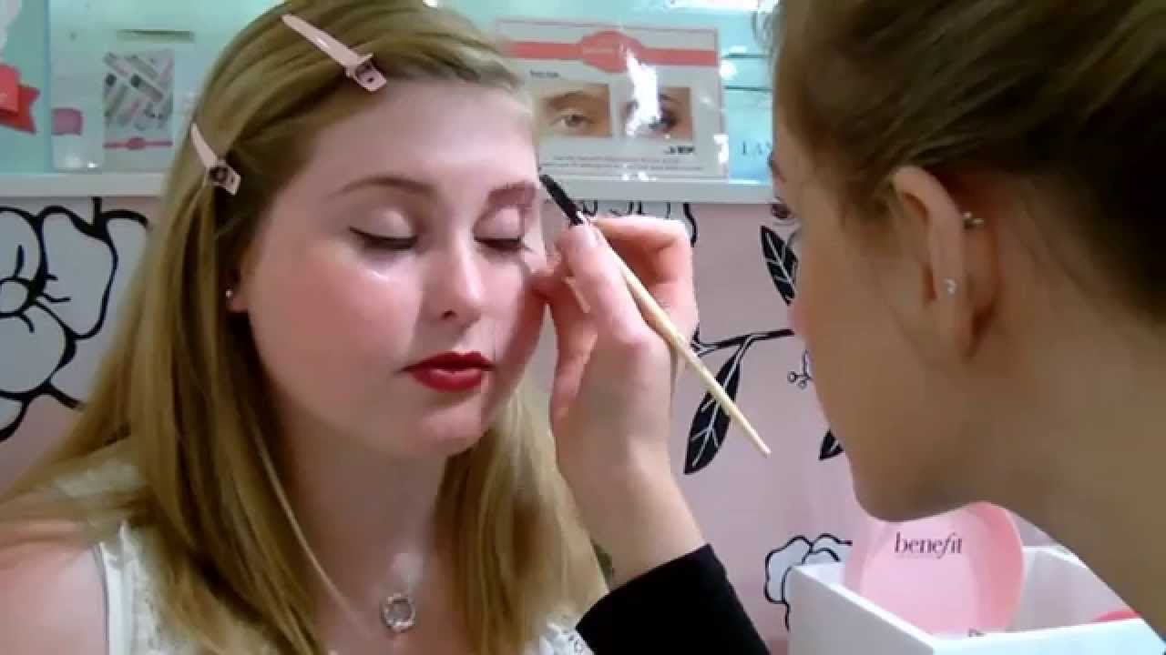 Benefit Brow Bar Cambridge More Youtube