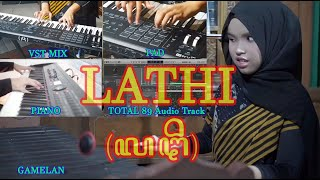 Download lagu Weird Genius - Lathi (ft. Sara Fajira) | Putri Ariani Cover