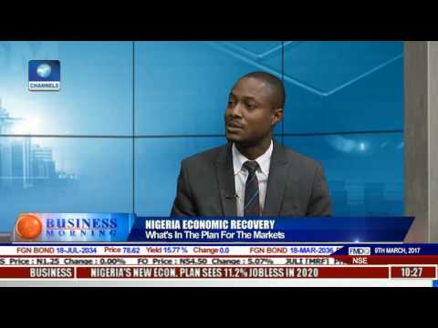 Business Morning: Whats The Plan For The Markets In Nigeria's Economic Recovery Plan