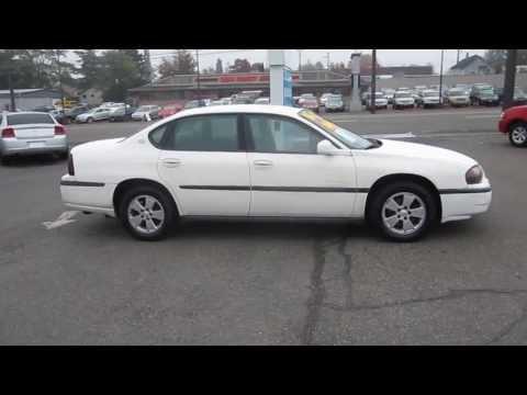 2004 Chevrolet Impala, White - STOCK# TR11228