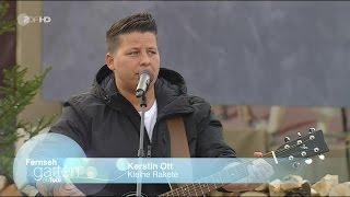 Kerstin Ott - Kleine Rakete - ZDF Fernsehgarten on Tour 04.12.2016