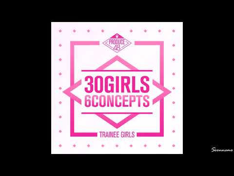 "[MP3/Audio] PD48 - 'SEE YOU AGAIN' (다시 만나) [Single ""30 GIRLS 6 CONCEPS""] 