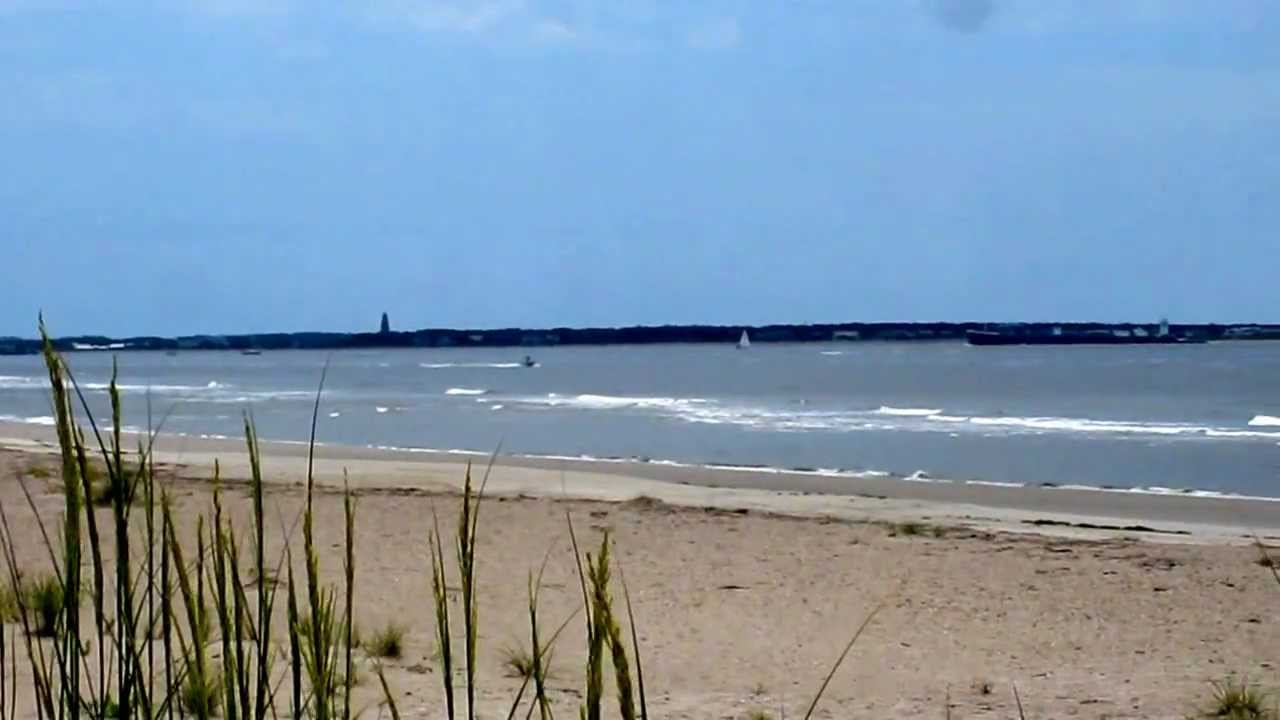 Pictures Of Oak Island Beach