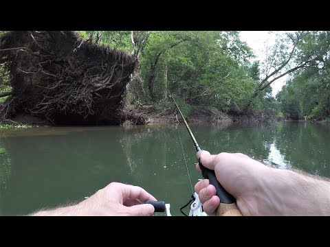 TROUT MAGNET Creek Fishing - HOW TO Setup, Rig & Fish + TIPS