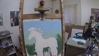 Foal first layer Part 1