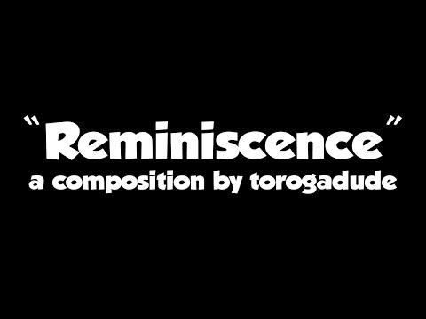 """""""Reminiscence"""" - original piano composition"""