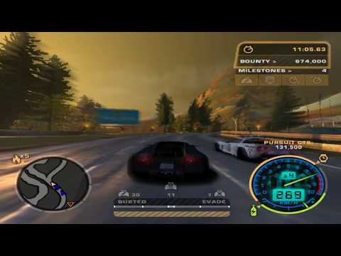 Need For Speed Most Wanted - Short Clip