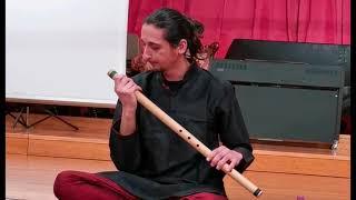Diploma di musica indiana al Conservatorio di Vicenza